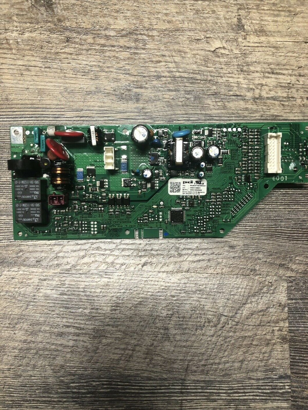 GE Control Board 265D1462G014 | AS Box 122