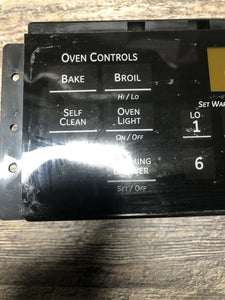 Oven Display Control Board 2083250516 WB27K10245 183D9817G005 | AS Box 126