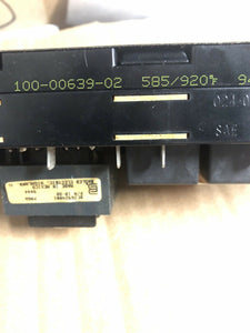 Oven Control Board 191d1001p012 100-00639-02 BE26924001 | AS Box 107