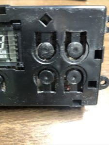Genuine GE Built-In Oven, Control Board  # WB27T10065 | AS Box 158