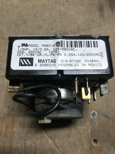 Maytag Washer Dryer 6 3085510, 63085510, 33001034 | AS Box 19