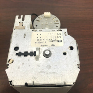 Maytag Washer Timer 6 2095920 62095920 22001924 | A 168