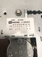 Load image into Gallery viewer, Maytag Washer Timer 6 2095920 62095920 22001924 | AS Box 163
