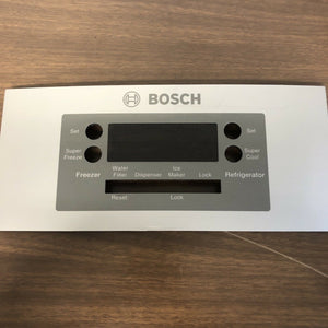 Bosch Refrigerator Dispenser Face Panel 3015511300 | A 147