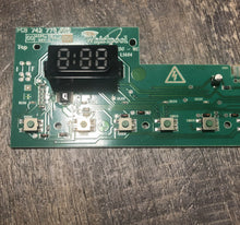 Load image into Gallery viewer, Whrilpool Washer Control Board #714484 - 03  461970422451 1 Mod: WFC7500VW1 -C19