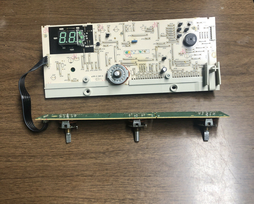 175D5261G0L30 GE WASHER CONTROL BOARD  | AS Box 155