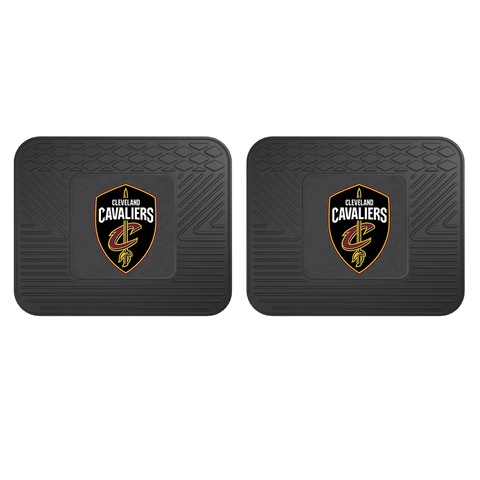 NBA 2-PC VINYL UTILITY MAT SET - EZPZShipper