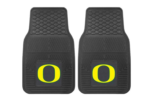 NCAA 2-PC VINYL CAR MAT SET - EZPZShipper