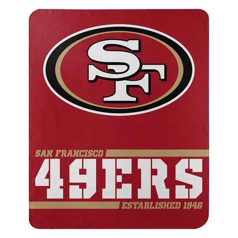 "50"" X 60"" Northwest NFL Large Soft Fleece Throw Blanket"