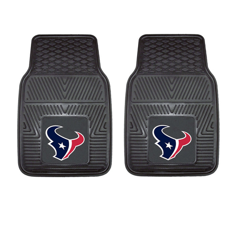 NFL 2-PC VINYL CAR MAT SET - EZPZShipper