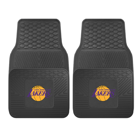 NBA 2-PC VINYL CAR MAT SET - EZPZShipper
