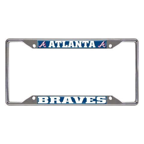 MLB CAR LICENSE PLATE FRAME - EZPZShipper