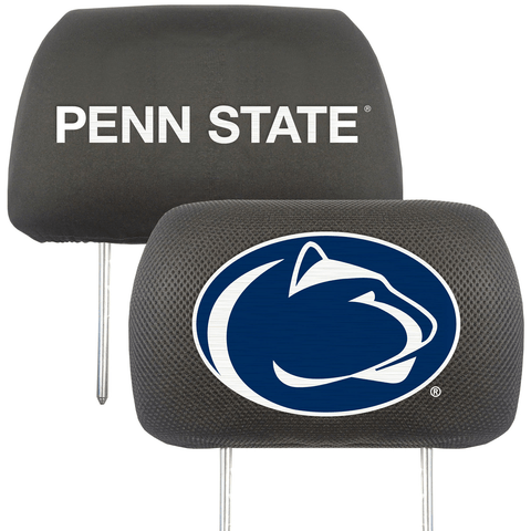 NCAA 2-PC CAR HEADREST COVER SET - EZPZShipper