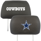 NFL 2-PC CAR HEADREST COVER SET - EZPZShipper