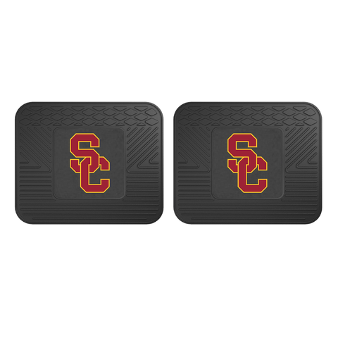NCAA 2-PC VINYL UTILITY MAT SET - EZPZShipper