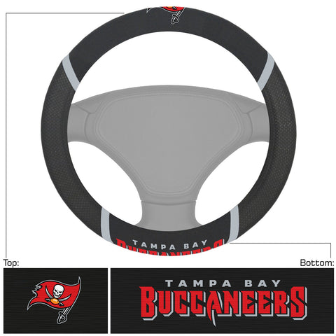 NFL CAR STEERING WHEEL COVER - EZPZShipper