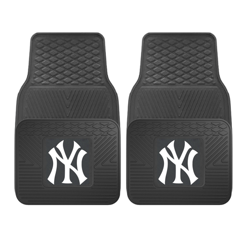 MLB 2-PC VINYL CAR MAT SET - EZPZShipper