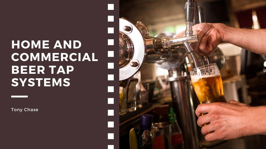 Home and Commercial Beer Tap Systems | Boel.World