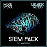 Mike Spinx - Melodic Minds (Stem Pack) Techno Digital Download