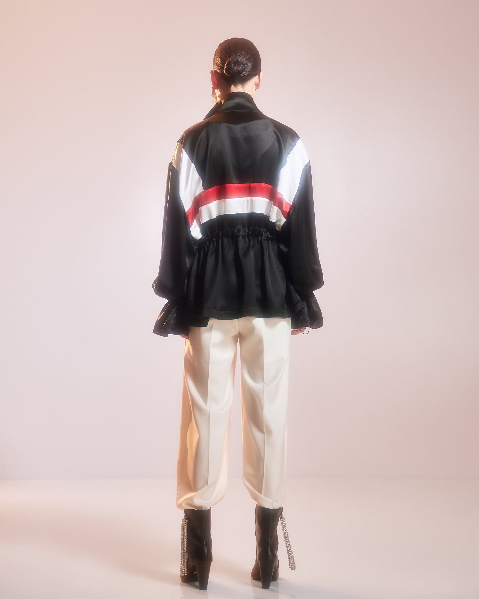 Spliced Sports Jacket