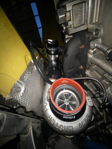 S55 Single Turbo Kit