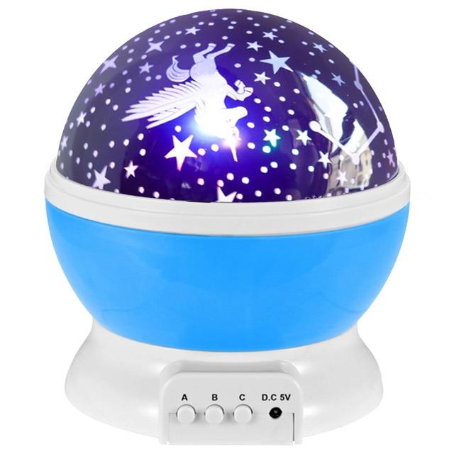 Night Light Projector® - Original Galaxy Projector®