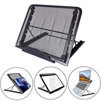 Mesh Ventilated Adjustable Notebook/Laptop/Portable Tablet