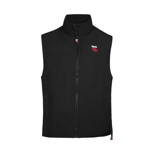 Keis heated bodywarmer front