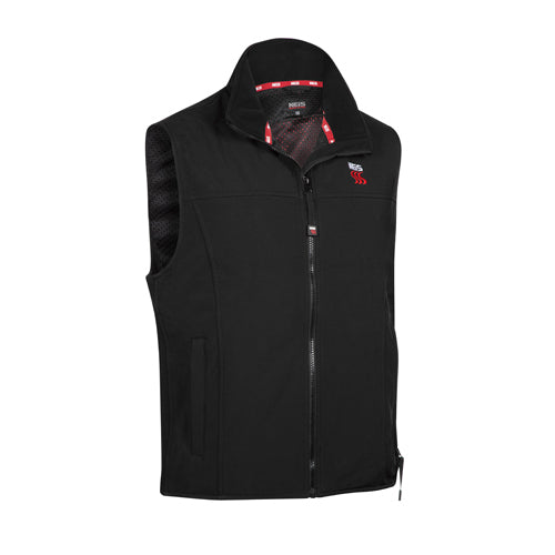 Keis heated bodywarmer right