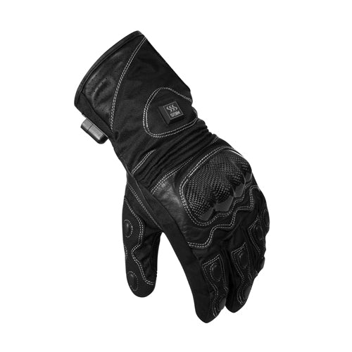 heated armoured gloves G203 left