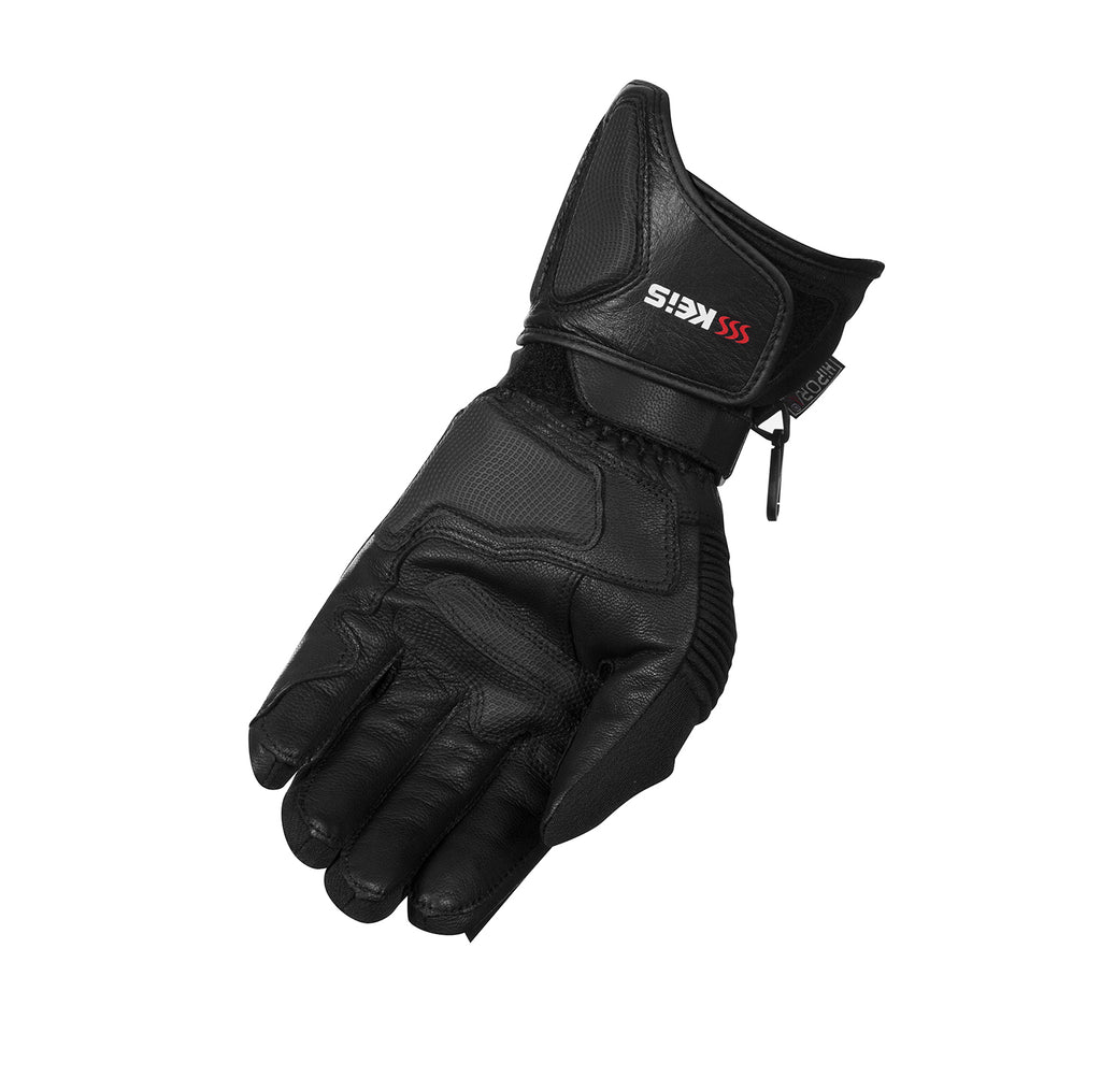 Keis heated motorcycle gloves G501 right