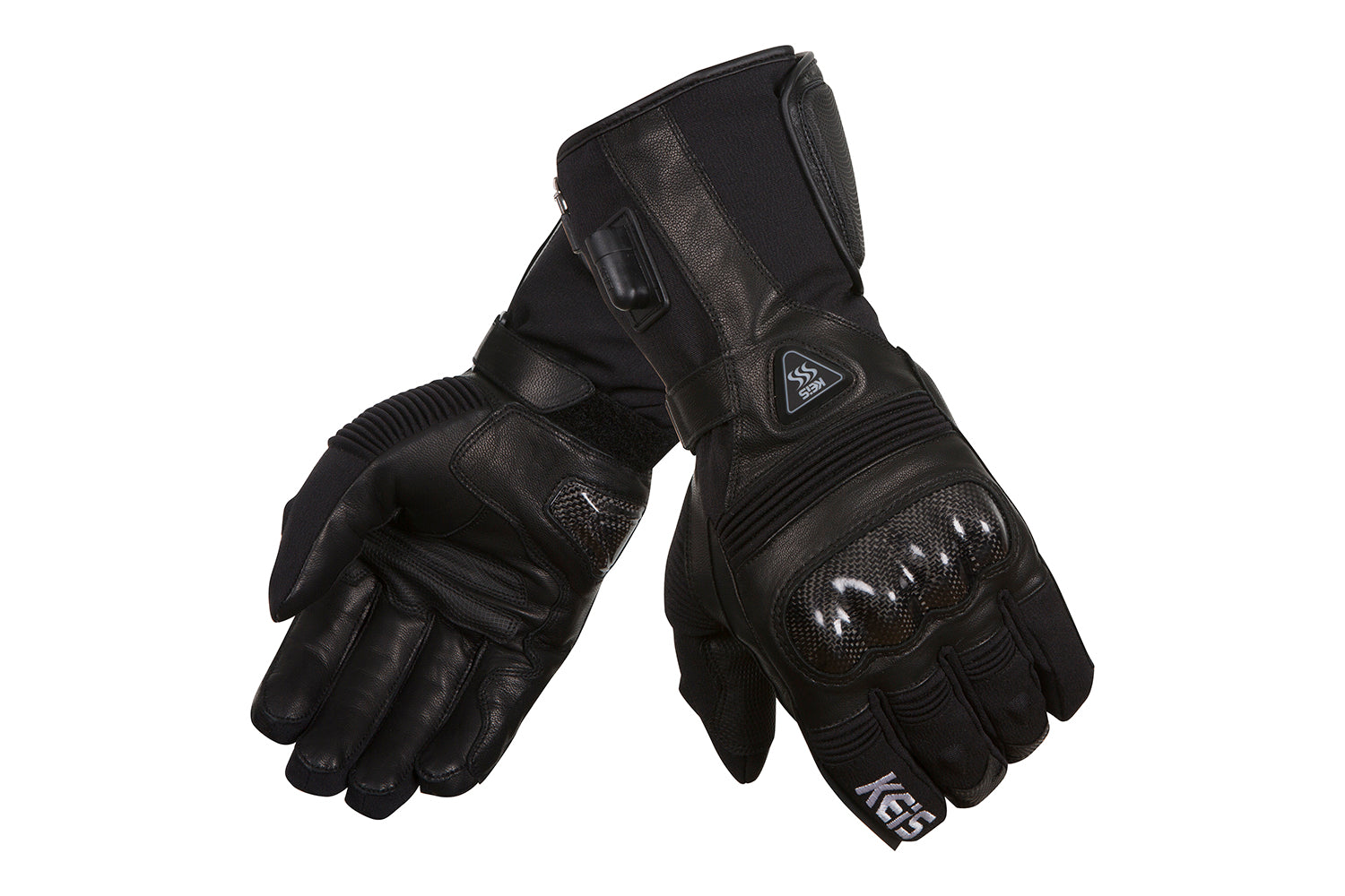 Keis heated motorcycle gloves G502 Sport