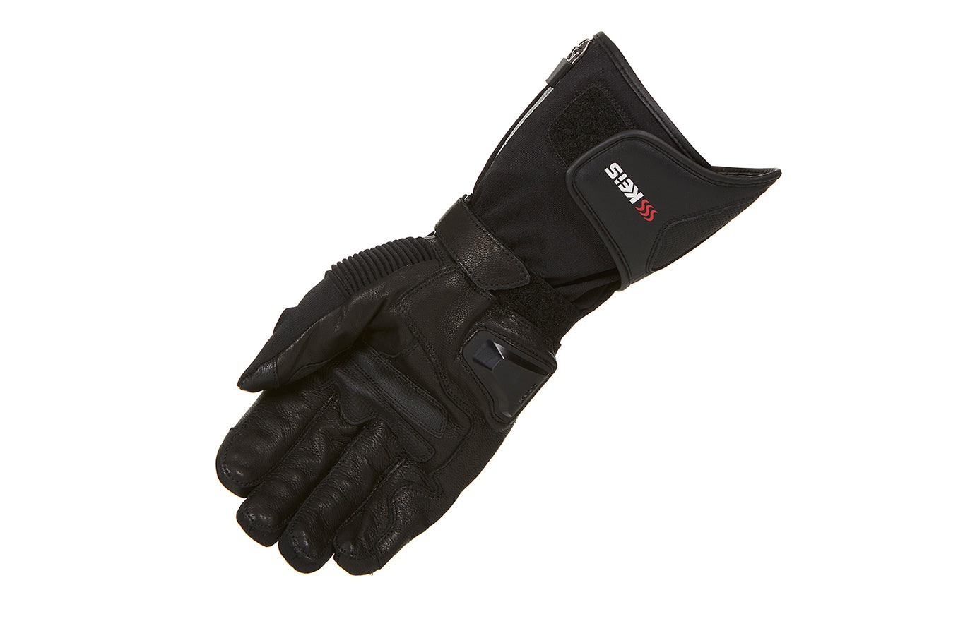 Quality material used for the Keis Heated Gloves G601