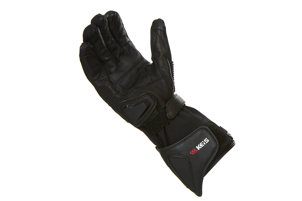 Scafoid protection for the G601 Heated Motorcycle Gloves