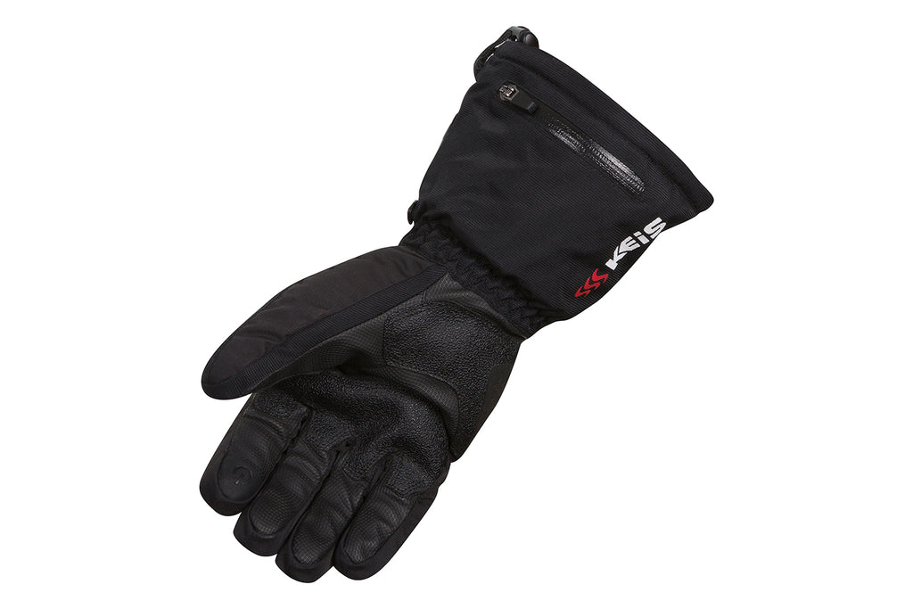 outdoor winter gloves - heated