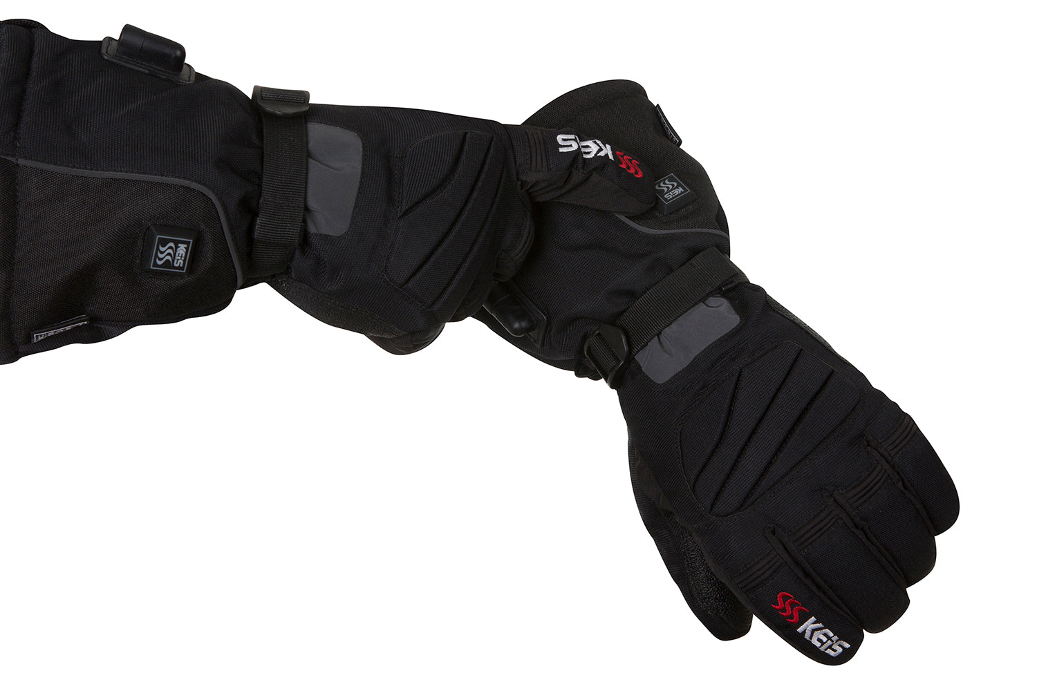 heated gloves with temperature control