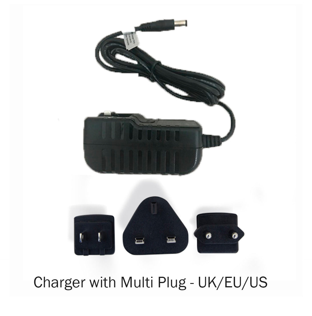 Multinational Charger - UK, EU and US