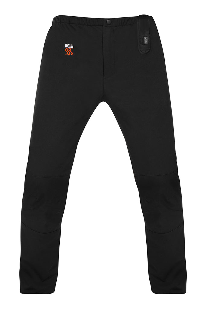 warm heated trouser from Keis heated clothing