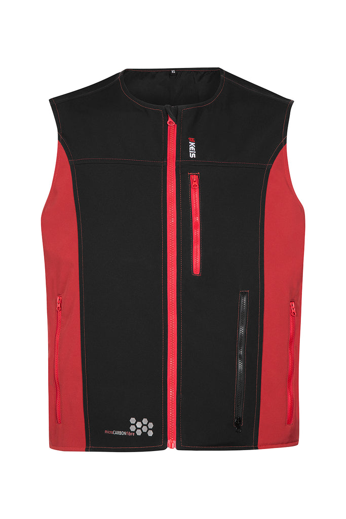 Use your V501 heated vest for horse riding and hiking