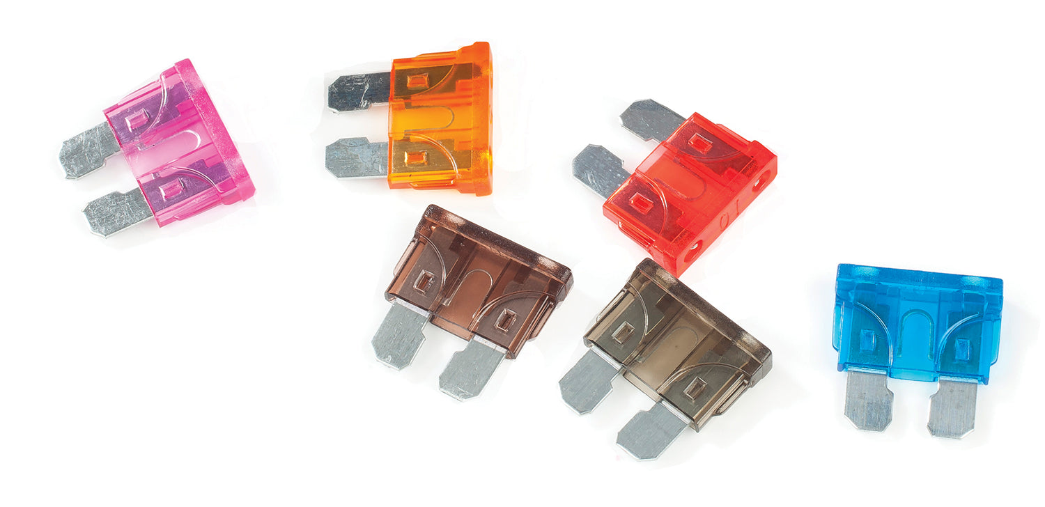 heated motorcycle clothing power lead fuse pack