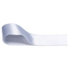 Double Sided Satin Ribbon - Icing White - Wedlock Shop