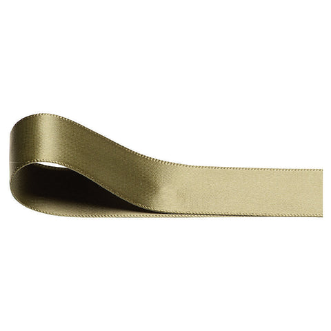 Double Sided Satin Ribbon - Black