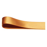 Double Sided Satin Ribbon - Old Gold - Wedlock Shop