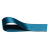 Double Sided Satin Ribbon - Teal - Wedlock Shop