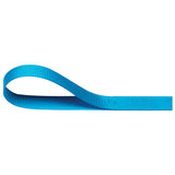 Polyester Grosgrain Ribbon - Turquoise - Wedlock Shop
