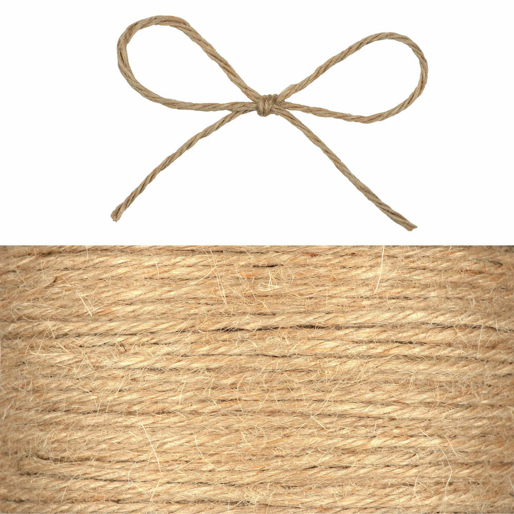 Hessian String - Natural - Wedlock Shop - 1