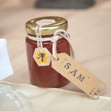 Organic Honey Jar - Wedlock Shop