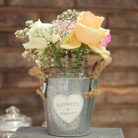 Clear Kilner Mason Jar