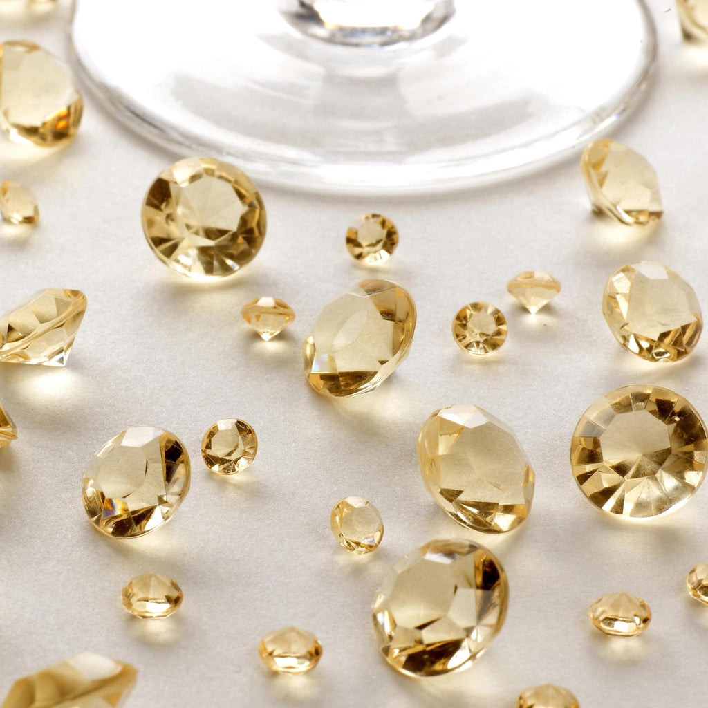Gold Table Crystals - Wedlock Shop