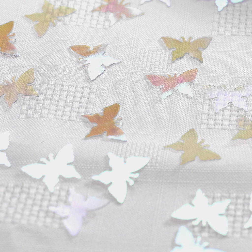 Iridescent Confetti - Elegant Butterfly - Wedlock Shop